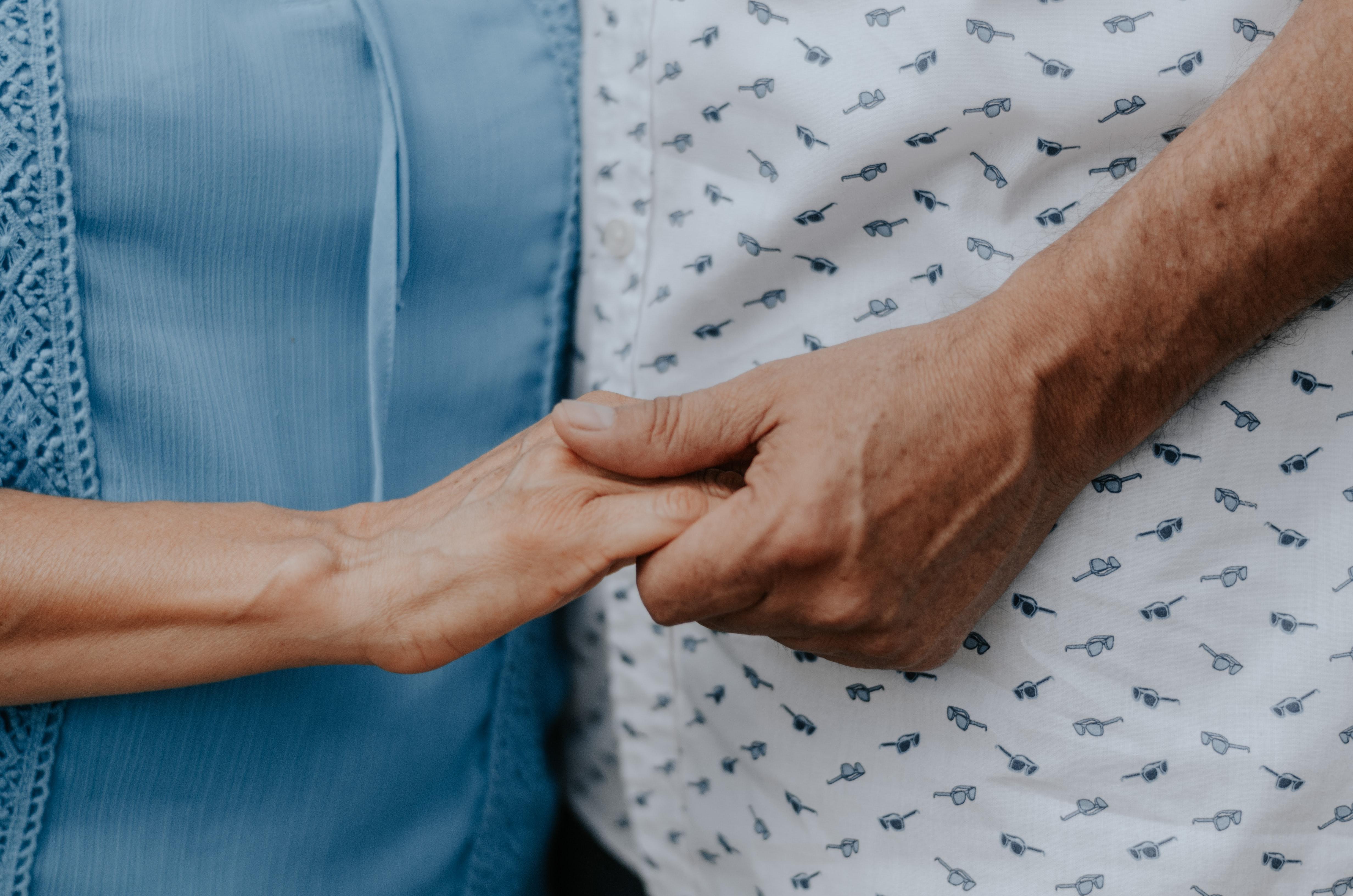 Ægtefæller til mennesker med senhjerneskade